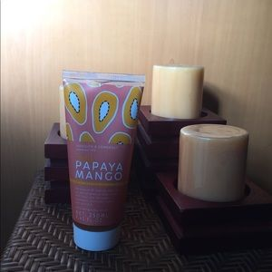 Other - Brand New Fresh Papaya Mango Body Scrub